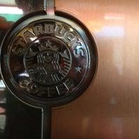 Photo taken at Starbucks by Gio P. on 2/27/2012