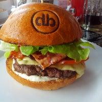 Photo taken at Domyno Burger Bar by GMKcz H. on 6/18/2012