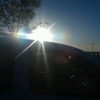 Photo taken at Biggs Army Airfield by Daniel A. on 4/6/2012