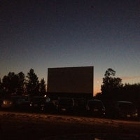 Photo taken at Santee Drive In Theater by Alessandra D. on 6/2/2012