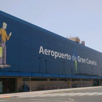 Photo taken at Gran Canaria Airport (LPA) by Javi S. on 6/30/2012