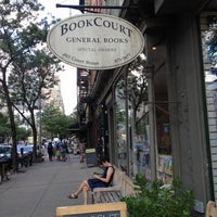 Photo taken at BookCourt by Leticia A. on 7/24/2012