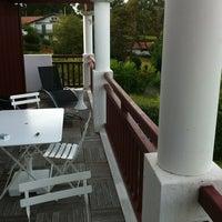 Photo taken at Villa d'Arguibel by Alexandre C. on 5/28/2012