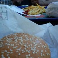 Photo taken at Burger King by Petra K. on 8/18/2012