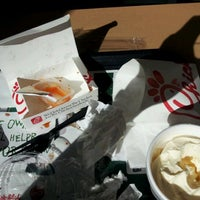 Photo taken at Chick-fil-A Piedmont Road by Raymond J. on 2/20/2012