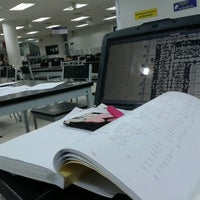 Photo taken at Library by นัทจัง.. อ. on 2/25/2012