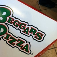 Photo taken at Beggars Pizza by iSapien 1. on 7/25/2012