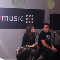 Photo taken at eMusic by Rich C. on 4/9/2012