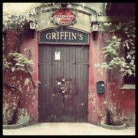 Photo taken at Griffin's Irish Pub by Massimo M. on 5/13/2012