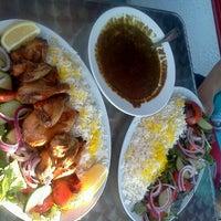 Photo taken at Reyhan Persian Grill by Derek R. on 7/7/2012