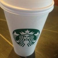Photo taken at Starbucks by Shriram M. on 8/17/2012