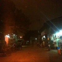 Photo taken at Jalan kembang sepatu by wibisono d. on 8/30/2012