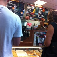 Photo taken at Forest Hills Bagels by Gabby S. on 9/2/2012