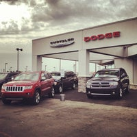 Photo taken at Walker Chrysler Dodge Jeep Ram by Walker C. on 8/8/2012