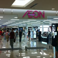 Photo taken at AEON by James O. on 4/11/2012