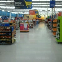 Photo taken at Walmart Supercenter by Earl B. on 7/30/2012