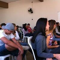 Photo taken at EBQ - Escola Bíblica Quadrangular by Edward W. on 7/29/2012