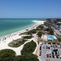 Photo taken at Lido Beach Resort by Jeff A. on 5/20/2012