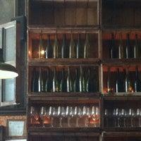 Photo taken at Brooklyn Winery by matt s. on 4/29/2012