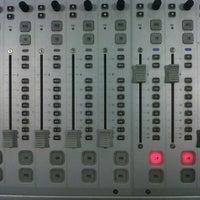 Photo taken at RunRadio by Dario R. on 4/24/2012