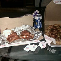 Photo taken at Domino's Pizza by Gustavo M. on 2/21/2012