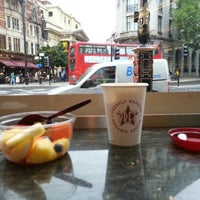 Photo taken at Pret A Manger by Ahora H. on 7/3/2012