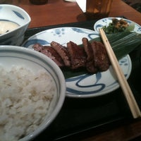 Photo taken at ねぎし 靖国通り店 by okadakantoku on 2/18/2012