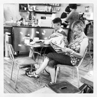 Photo taken at The Shrewsbury Coffeehouse by Adam S. on 8/19/2012