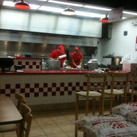 Photo taken at Five Guys by Doug D. on 7/22/2012