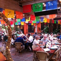 Photo taken at Miguel's Cocina by Alejandro A. on 4/26/2012