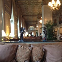 Photo taken at The Brown Hotel by Marissa C. on 5/27/2012