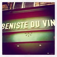 Photo prise au L'Ébéniste du Vin par Guillaume M. le7/24/2012