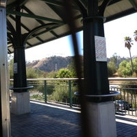 Photo taken at Metro Gold Line - Lincoln Heights/Cypress Park Station by Billy B. on 9/2/2012