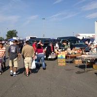 Photo taken at Meadowlands Flea Market by John P. on 9/1/2012