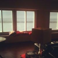 Photo taken at Ericeira Hostel & SPA by Yara B. on 8/17/2012