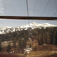 Photo taken at Breck Connect Gondola by Nate F. on 4/6/2012