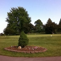 Photo taken at Clifton Springs Country Club by Ryan W. on 5/27/2012