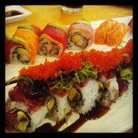 Photo taken at Yoki Japanese Restaurant and Sushi Bar by Sissa S. on 5/11/2012