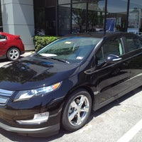 Photo taken at Huffines Chevrolet Plano by Samuel C. on 8/19/2012
