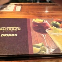 Photo taken at Outback Steakhouse by Jennifer A. on 3/15/2012