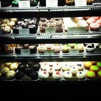 Photo taken at Crumbs Bake Shop by Rae T. on 3/31/2012
