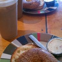Photo taken at Crackskull's Coffee & Books by Kim E. on 7/24/2012