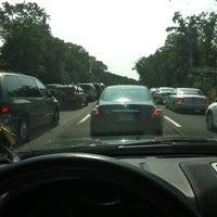 Photo taken at Garden State Parkway by Denise U. on 9/1/2012