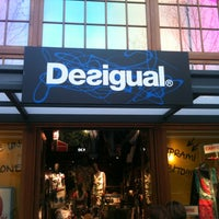 Photo taken at Desigual Outlet Fidenza Village by Danilo M. on 3/23/2012
