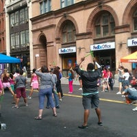 Photo taken at Summer Streets 2012 by Rachel P. on 8/18/2012