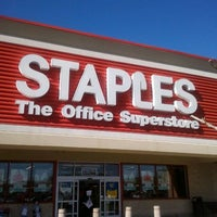 Photo taken at Staples by Daryl W. on 3/10/2012