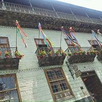 4/11/2012에 El Muchacho (.님이 La Casa De Los Balcones에서 찍은 사진