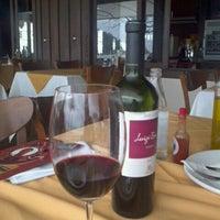 Photo taken at Restaurante Lago da Sereia by Georgios K. on 8/17/2012