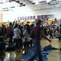 Photo taken at Cherokee Trail High School by Matt P. on 3/18/2012