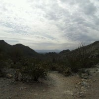 Photo taken at Piestewa Peak by Devra F. on 2/8/2012
